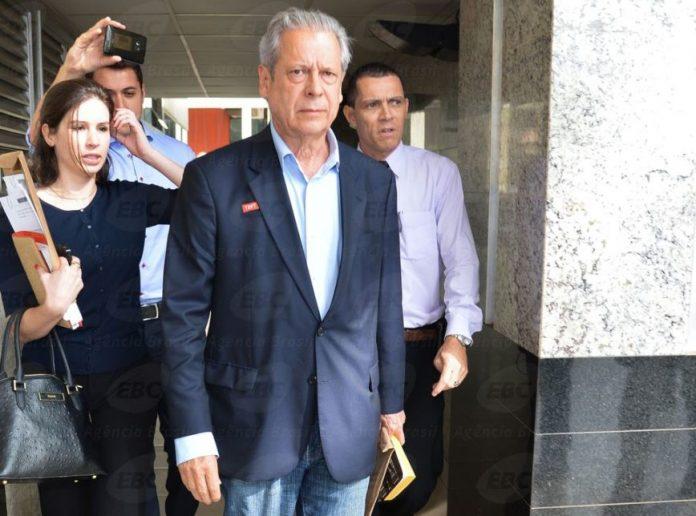 O Tribunal manteve a pena de 30 anos, 9 meses e 10 dias de prisão. O ex-ministro foi condenado na Lava Jato por corrupção passiva, lavagem de dinheiro e pertinência à organização criminosa. #Blogdopavulo