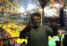 O município de Santa Isabel do Rio Negro festejou, neste fim de semana, a 19ª edição do seu já tradicional Festival de Quadrilhas Interbairros de São João. #Manaus #Amazonas