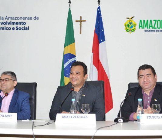 """Plano de Trabalho e Contrato de Gestão do """"Projeto de redução do desmatamento pela inclusão à regularização ambiental"""""""